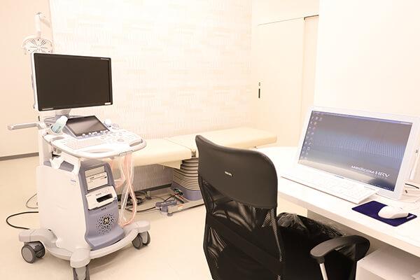 卵巣嚢腫の治療